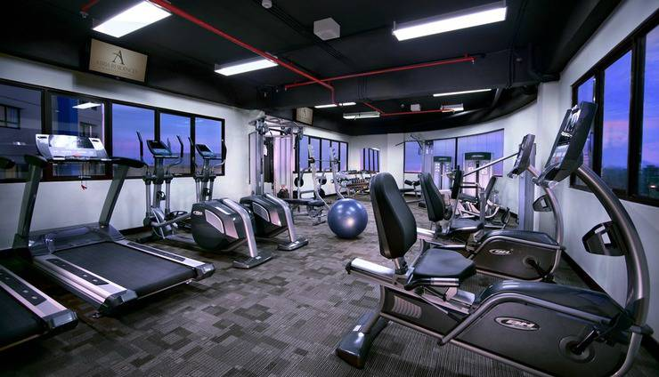 Hotel Atria Serpong - Fitness center
