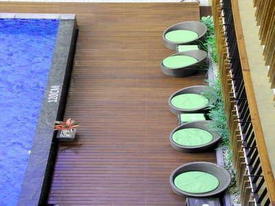Sun Royal Hotel Kuta - Kolam Renang