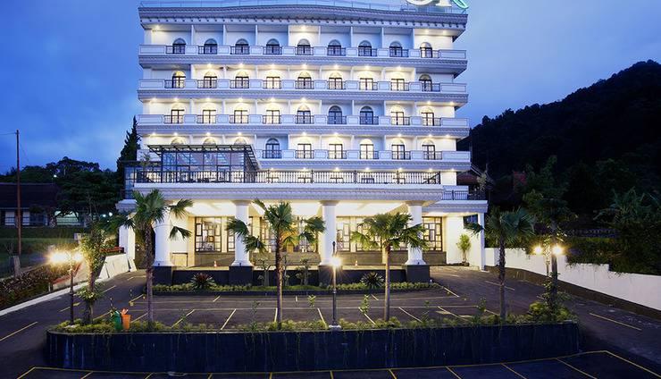 @K Hotel Kaliurang Yogyakarta - Facade