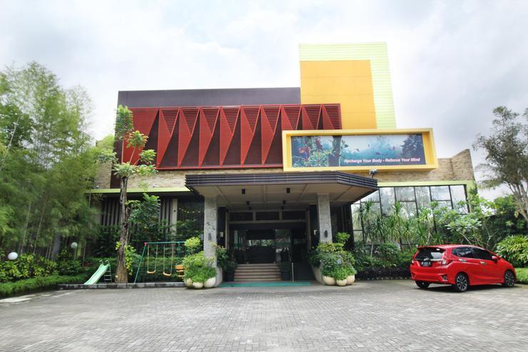 Airy Monjali Sleman Palagan Tentara Pelajar KM 9 Yogyakarta - Exterior