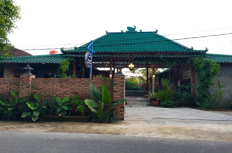 Watukarung Ristu Homestay Pacitan - Exterior