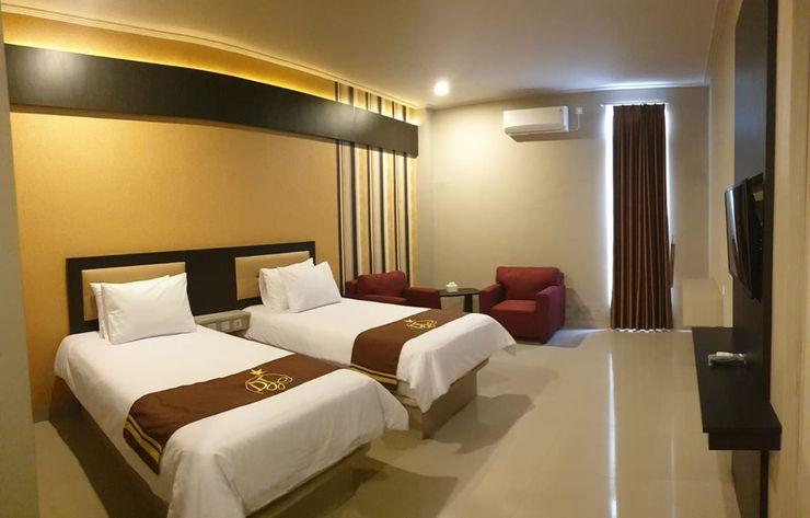 Dedy Jaya Ciledug Hotel Cirebon Cirebon - Bedroom