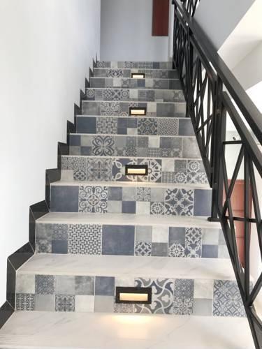 Cemerlang Inn Palembang - Stairs