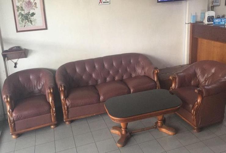Hotel Sindo Gemilang Batam - lobby