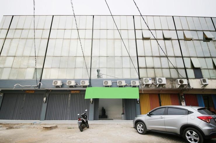 Airy Eco Syariah Pasar Kemis Raya Ruko Kutajaya Tangerang - Exterior