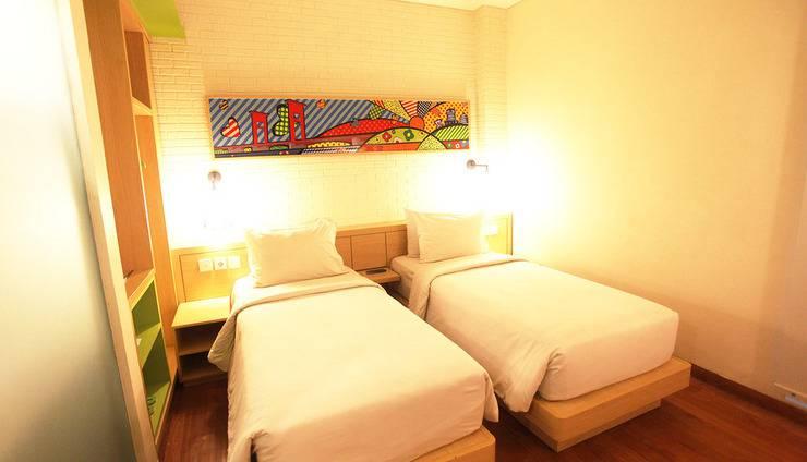 MaxOne Hotels Vivo Palembang -