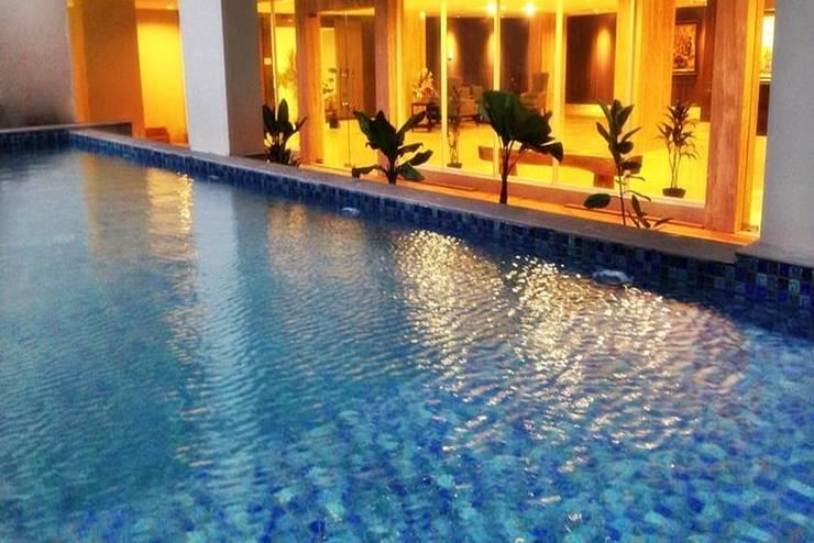 Arch Hotel  Bogor - Kolam Renang