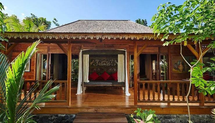 Serenity River Villa Bali - Eksterior