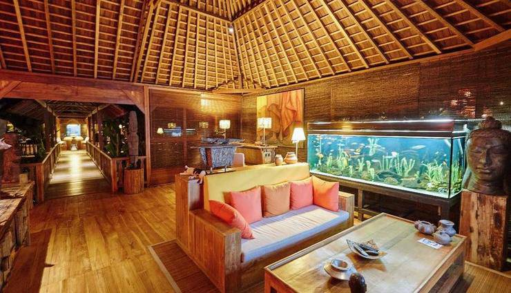 Serenity River Villa Bali - Interior