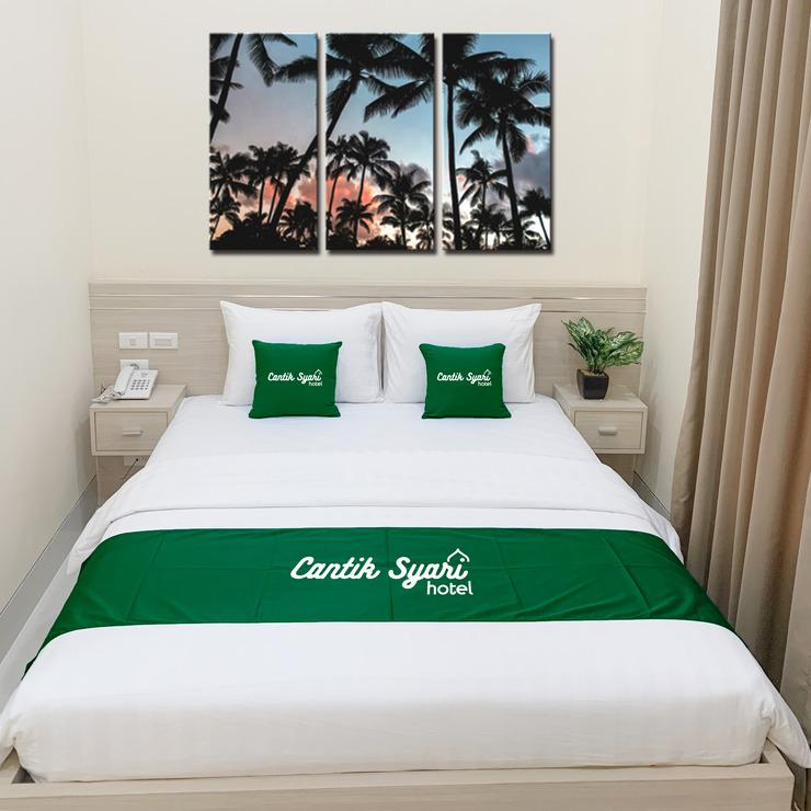 Cantik Syari Hotel Jakarta - Kamar