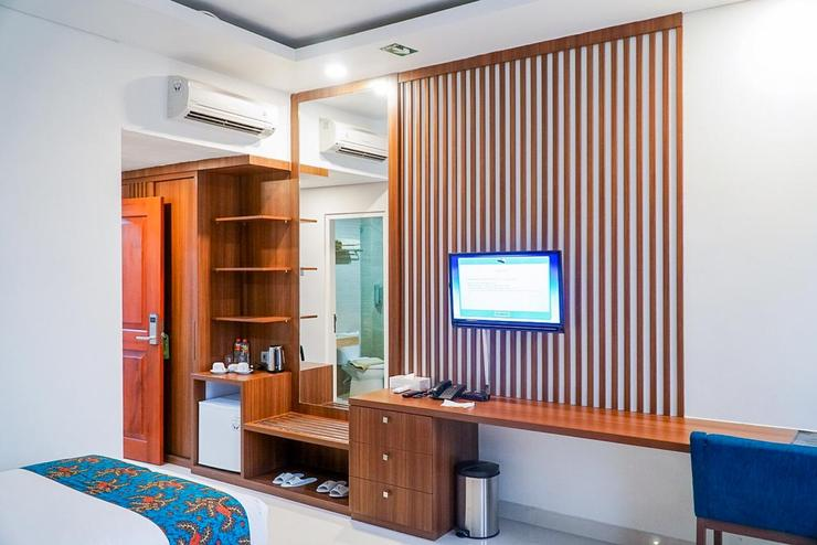 Lombok Vaganza Hotel & Convention Lombok - Twin Bedroom