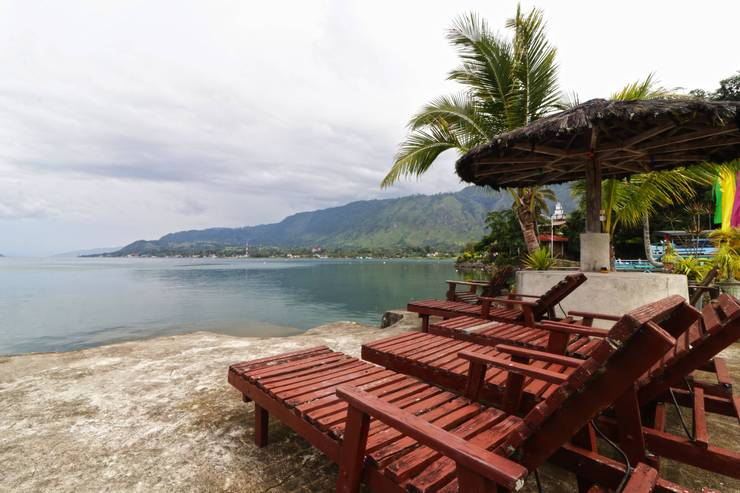 Bagus Bay Guest House Danau Toba - Lake