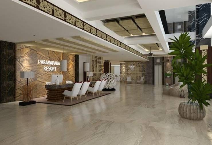 PRAMAPADA Hotel Jimbaran Bali - Lobi