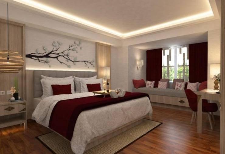 PRAMAPADA Hotel Jimbaran Bali - Kamar Deluxe