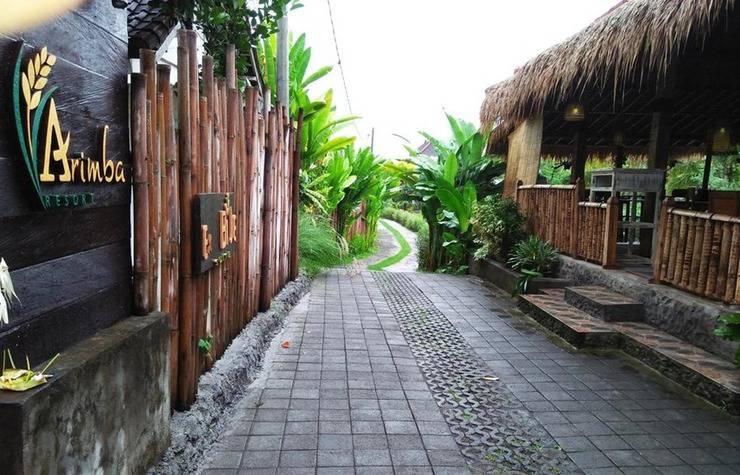 Arimba at Bisma Bali - Exterior