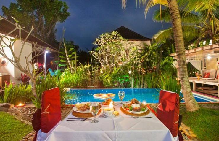Arimba at Bisma Bali - Pool