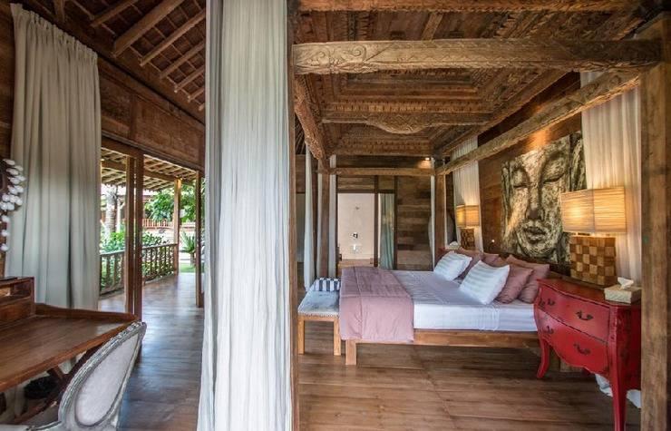 Marika Sawah Villa Bali - Kamar