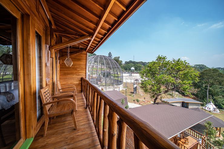 Sparks Forest Adventure Sukabumi Sukabumi - 3 Bedroom Tree House