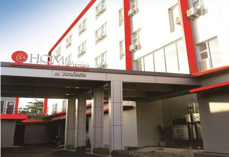 @HOM Premiere Cilacap - Tampilan Luar Hotel