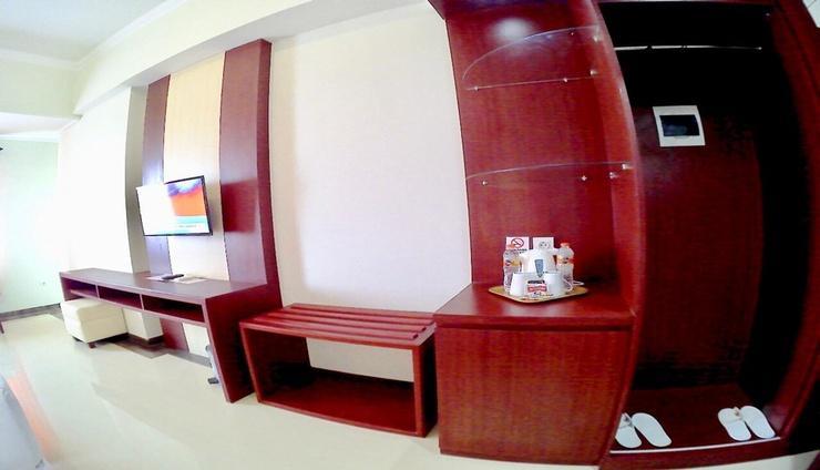 Hotel Tosan Solo Baru Solo - Bedroom