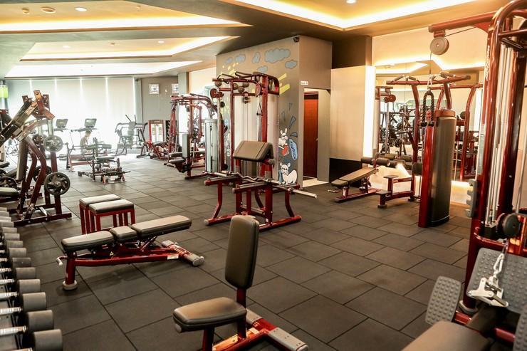 Hotel Tosan Solo Baru Solo - Fitness Center