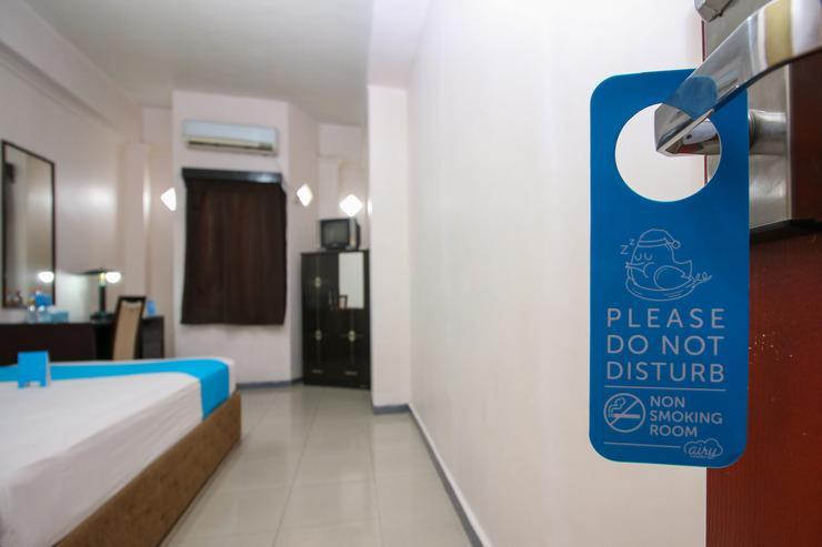 Airy Maluku City Sudirman Ambon - Door Hanger