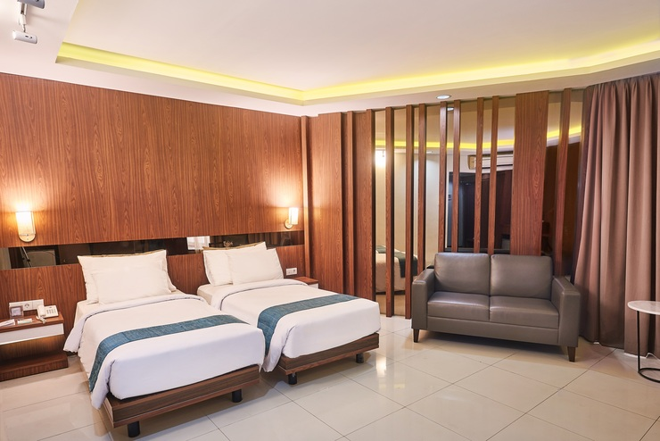 Patra Comfort Anyer - Deluxe suite