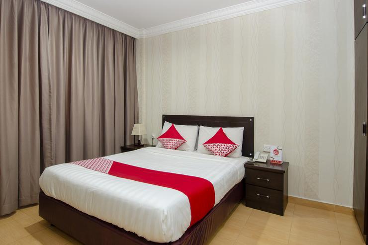 OYO 865 Halim Hotel Tanjung Pinang - Bedroom