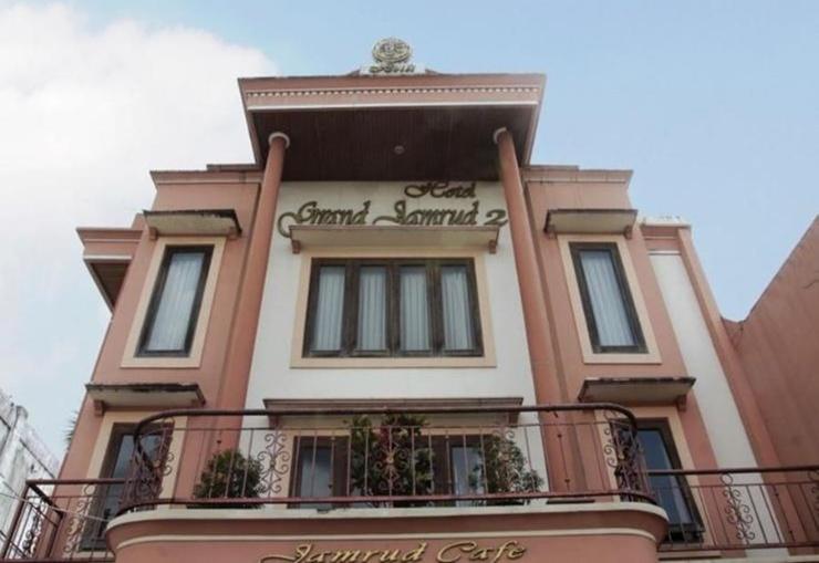 Grand Jamrud 2 Hotel Samarinda - Exterior