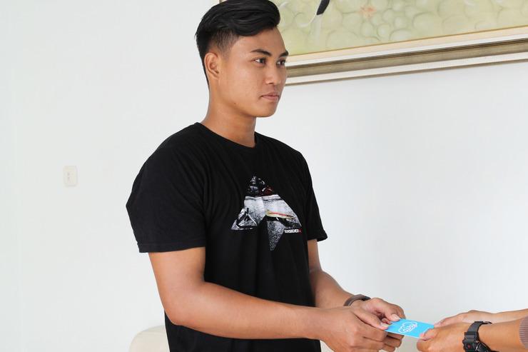 Airy Eco Syariah Medan Petisah Ayahanda Ceret 11C - Reception
