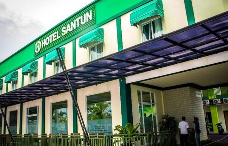 Hotel Santun Cirebon Syariah Cirebon - Eksterior