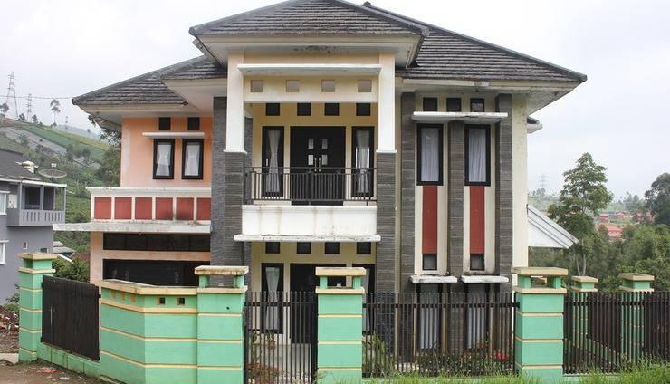Villa Sinar Pusaka Hijau Garut - Eksterior