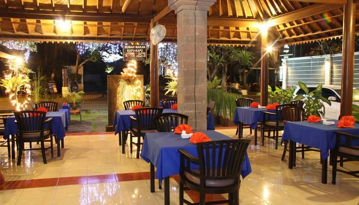 Puri Sading Hotel Bali - Restoran