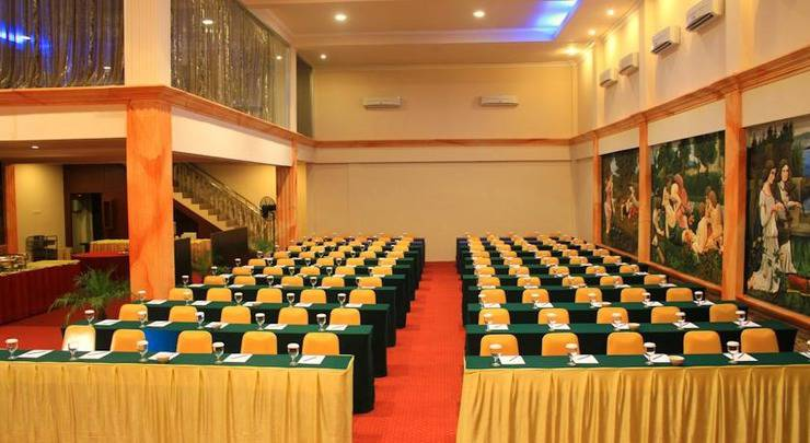 Mega Lestari Balikpapan - Meeting Room