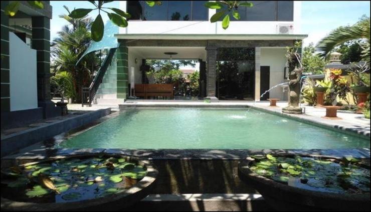 Hotel Alengka Lombok - exterior