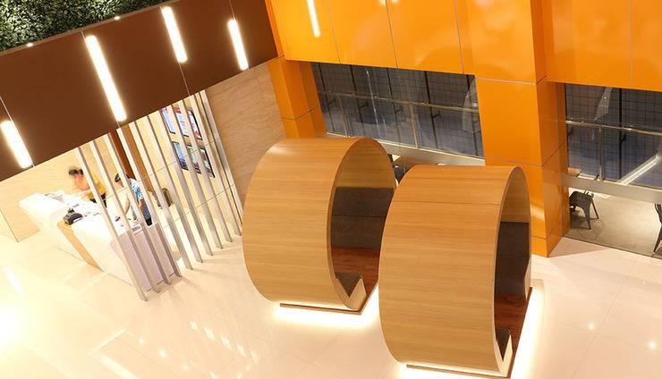 Grand Citihub Malang - Lobby