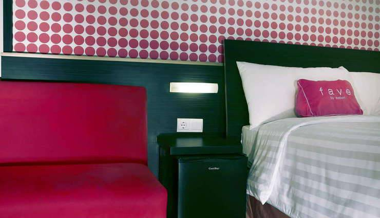 favehotel Puri Indah Jakarta - Deluxe Room