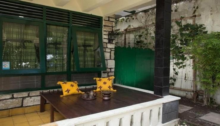 Mango Tree Dipudjo Homestay Yogyakarta - Exterior
