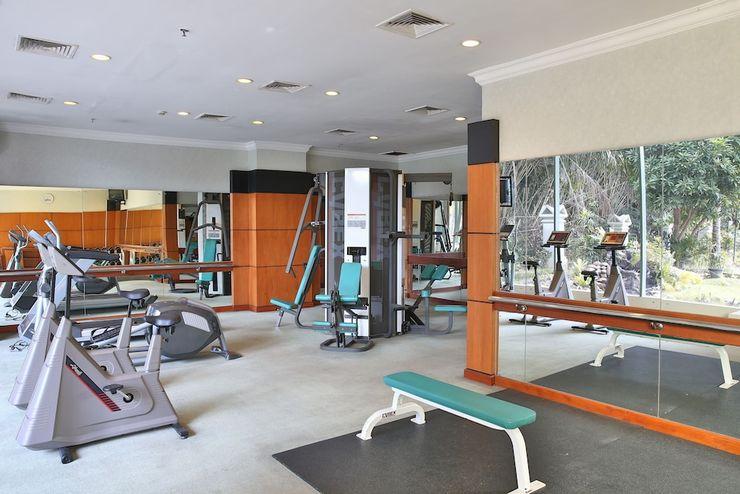 Hotel Aryaduta  Pekanbaru - Gym