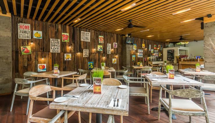ZEN Premium Kerobokan Umalas 2 Bali - Restoran