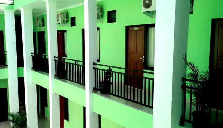 The Green House Yogyakarta - front room