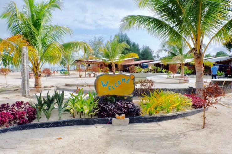 Hello Bintan Beach Cottages Bintan - luar