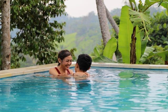 Ashoka Tree Resort at Tanggayuda Bali - Kolam Renang