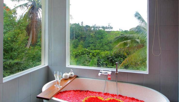 Ashoka Tree Resort at Tanggayuda Bali - Honeymoon Package in Suite