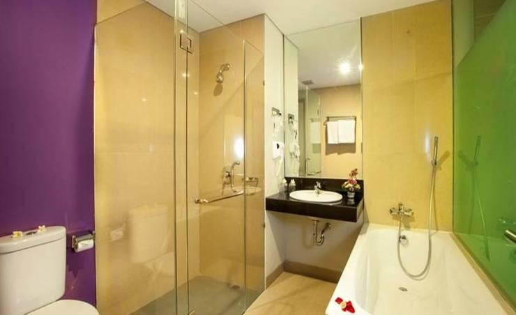 Steenkool Hotel Bali - Kamar mandi