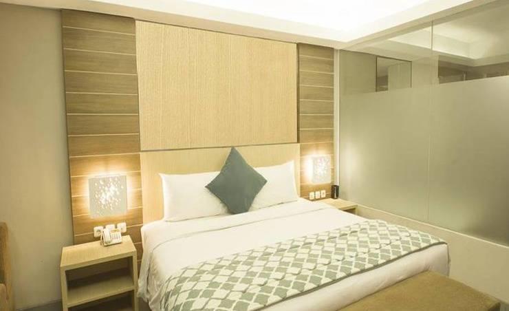 Steenkool Hotel Bali - Kamar tamu