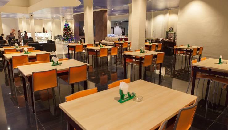 Mahkota Hotel Genteng Banyuwangi - Restaurant