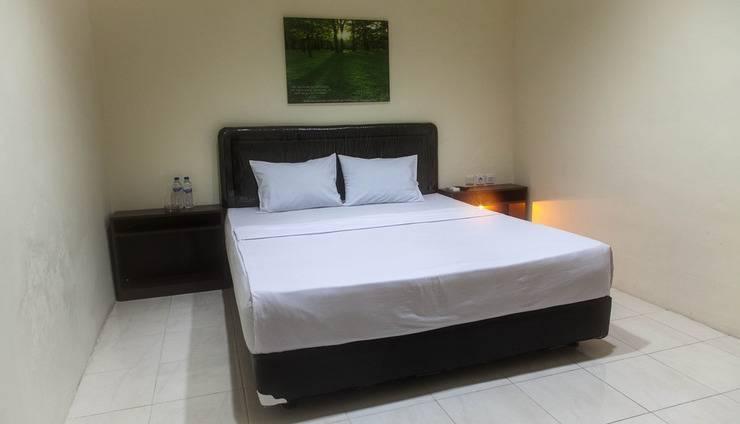 Mahkota Hotel Genteng Banyuwangi - MODERAT TEMPAT TIDUR BESAR