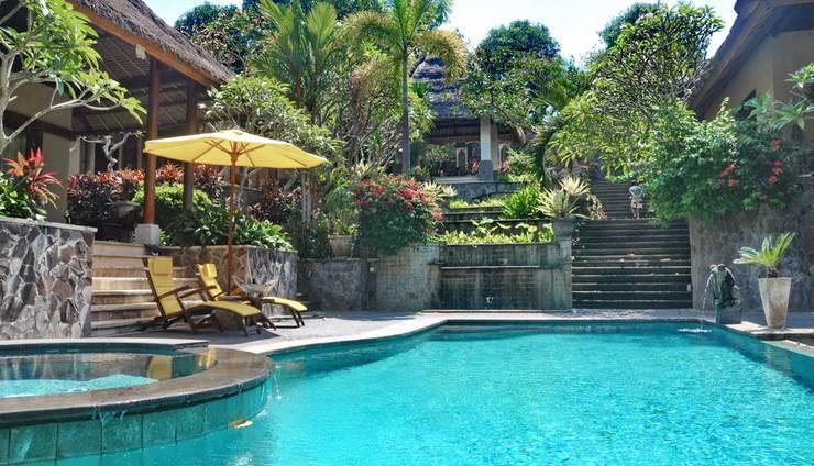 Alamat Kesuma Villa - Bali