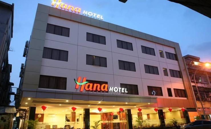 Hana Hotel Batam - Tampilan Luar Hotel